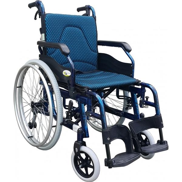 【醫康生活家】JR-218 鋁製脊損輪椅(加強款)