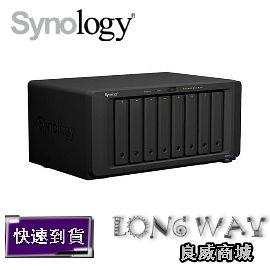 ~加碼送隨身碟~ Synology 群暉科技 DiskStation DS1819+ 8Bay NAS 網路儲存伺服器