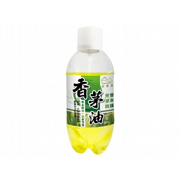 HAPPY HOUSE 香茅油300ml(8分滿包裝)【小三美日】※禁空運