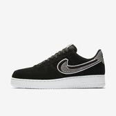 Nike Air Force 1 07 LV8 [823511-014] 男鞋 運動 氣墊 避震 穿搭 情侶 黑灰