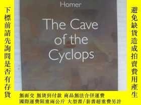 二手書博民逛書店The罕見Cave of the CyclopsY146810