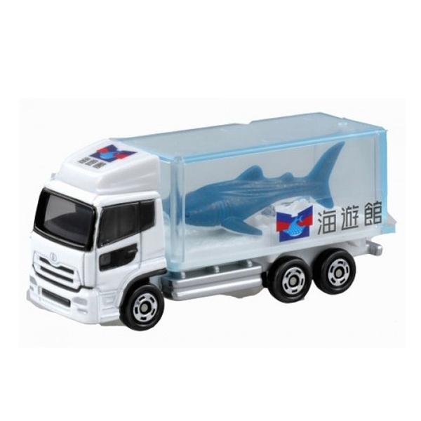 TOMICA 多美小汽車 69 海游館鯊魚車 【鯊玩具Toy Shark】