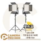 ◎相機專家◎ GVM 100W 雙色溫透鏡平板燈 雙燈套組 面板燈 棚燈 持續燈 含燈架 LED ALAT011 公司貨