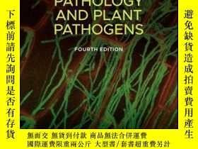 二手書博民逛書店Plant罕見Pathology and Plant Pathogens, 4th EditionY41001