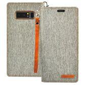 韓國三星NOTE8手機殼S7EDGE保護皮套S7全包S8翻蓋S8 PLUS男女新款 挪威森林