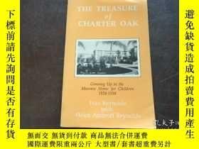 二手書博民逛書店THE罕見TREASURE OF CHARTER OAKY198