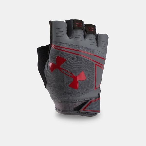 UA 19SS 健身手套 運動手套 男訓練手套 CoolSwitch Flux系列 1290823-040 【樂買網】