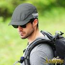 防曬帽子-抗紫外線UV防潑水遮陽可收納式披風鴨舌帽J7242 JUNIPER