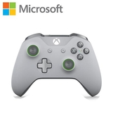 Microsoft 微軟 XBOX ONE 無線控制器-灰綠