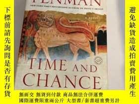 二手書博民逛書店Time罕見and Chance時間和機會(沒勾畫)Y6318 Sharon Kay Penman Balla