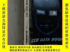 二手書博民逛書店英文書罕見CCD data book -1988 CCD數據手冊-1988Y16354 請見圖片 請見圖片