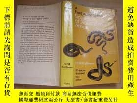 二手書博民逛書店A罕見Field Guide to the Snakes of