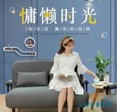 簡易懶人沙發床可折疊單雙人小戶型出租房躺椅陽臺沙發椅子多功能 OO7721『pink領袖衣社』