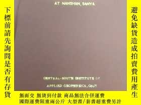 二手書博民逛書店TECHNICAL罕見REPORT OF THE HYDROGE
