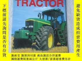 二手書博民逛書店Tractor罕見(Machines at Work)Y2147
