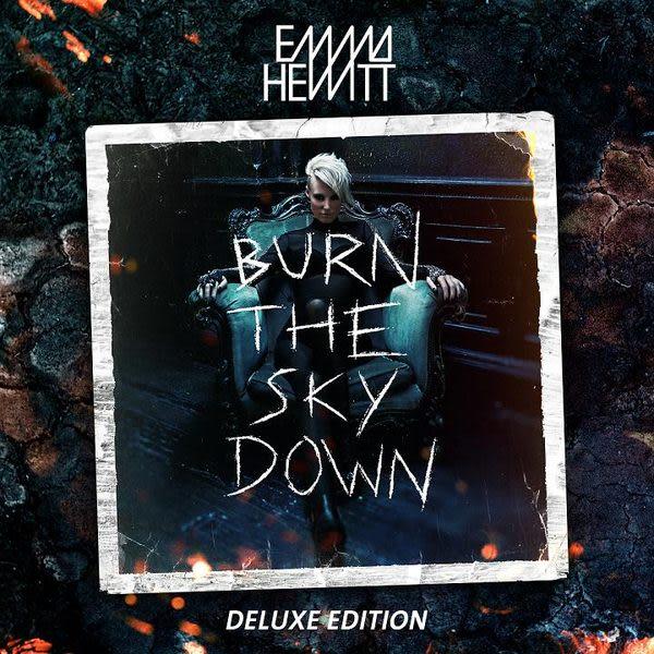 艾瑪休威特 燒翻天外天 CD  首張大碟昇級再現Emma Hewitt / Burn The Sky Down Deluxe Version