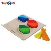 玩具反斗城 PLANTOYS 幾何形狀配對遊戲