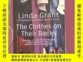 二手書博民逛書店Linda罕見Grant The Clothes on Thei
