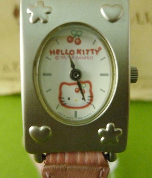 【震撼精品百貨】Hello Kitty 凱蒂貓-手錶-星星粉【共1款】