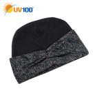 UV100 防曬 抗UV 保暖甜美繽紛針織帽