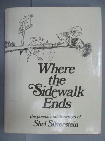 【書寶二手書T9/原文小說_POT】Where the Sidewalk Ends