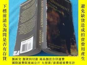 二手書博民逛書店(英文原版)CRIME罕見AND PUNISHMENT(罪與罰)
