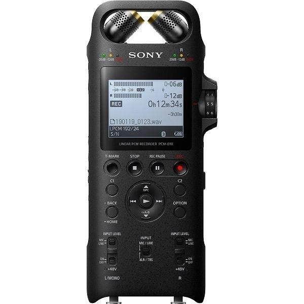 SONY PCM-D10 專業級立體聲錄音筆 內建16G 支援藍牙NFC 【台灣索尼公司貨】