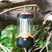 超亮LED露營燈戶外照明手提家用tz1298【歐爸生活館】