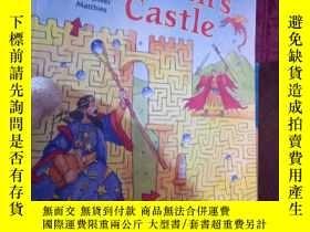 二手書博民逛書店Maze罕見Craze: Magician s Castle [