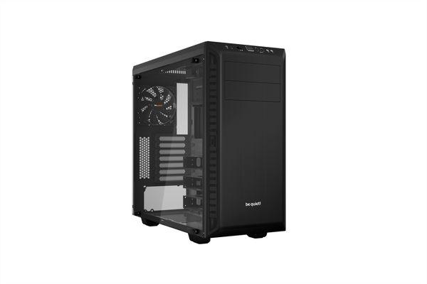 Be quiet! PURE BASE 600 WINDOW BLACK 電腦機殼 PC機殼 電腦機箱【迪特軍】