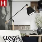 虹朗落地燈北歐客廳臥室沙發溫馨書房創意個...