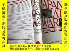 二手書博民逛書店口述史:戰爭中的日本罕見Japan at war:an oral historyY12487 Haruko T