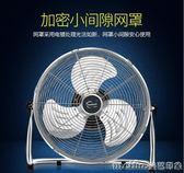 皓彩強力電風扇落地扇家用電扇台式趴地扇坐爬地扇大功率工業風扇igo 美芭