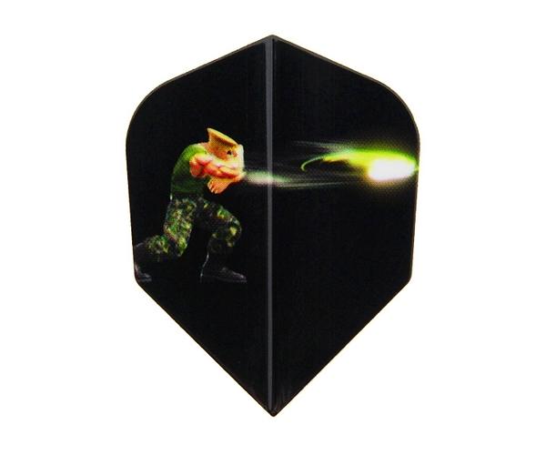 【S4 x Street Fighter V】凱爾 -GUILE- 鏢翼 DARTS