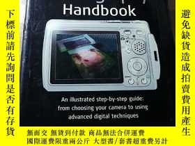 二手書博民逛書店the罕見digital photography handboo