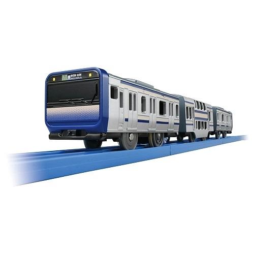 日本 鐵道王國S-27 E235系橫須賀線_TP15710 PLARAIL 公司貨