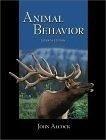 二手書博民逛書店 《Animal Behavior: An Evolutionary Approach》 R2Y ISBN:0878930116│Alcock