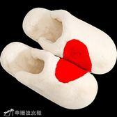 棉拖 冬季情侶棉拖鞋室內家居厚底冬天家用可愛冬加絨潮保暖一男一女 辛瑞拉