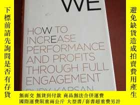 二手書博民逛書店We:罕見How To Increase Performance
