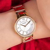 FOSSIL Virginia 浮華復古時尚腕錶 ES3284 熱賣中!