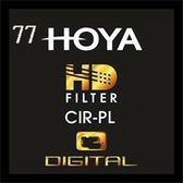 【聖影數位】HOYA HD MC CIR-PL 77mm 超高硬度廣角薄框多層鍍膜環型偏光鏡