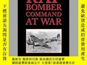 二手書博民逛書店RAF罕見Bomber Command at War (damaged)-英國皇家空軍轟炸機指揮部(受損)Y4