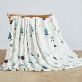 【免運】初生嬰兒竹纖維紗布包巾寶寶夏季薄款襁褓抱被產房裹布新生兒用品