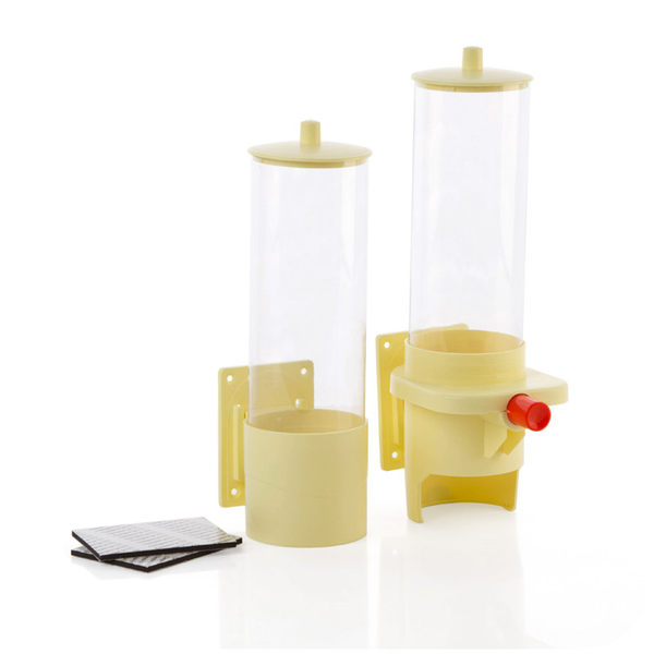 [超豐國際]一次性杯子紙杯架掛架水杯收納架子 創意取杯器自動落杯