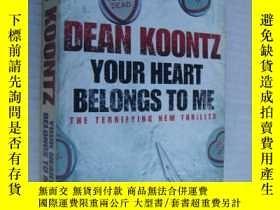 二手書博民逛書店Your罕見heart belongs to meY146810