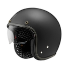 【東門城】ASTONE SP3 素色 (平光黑) 復古帽 安全帽 內襯可拆洗