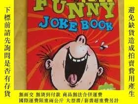 二手書博民逛書店THE罕見HORRIBLY FUNNY JOKE BOOK 英文原版Y136970 KAY WOODWARD