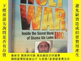 二手書博民逛書店Holy罕見War, Inc: Inside the Secre