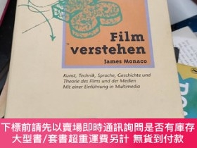 二手書博民逛書店Film罕見verstehen Kunst , Technik , Sprache , Geschichte Th