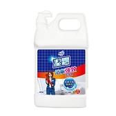 【南紡購物中心】潔霜 浴廁強效清潔劑-潔淨杏香3800g*4桶